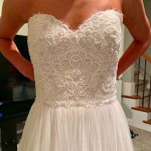 Beautiful Waters Wedding Dress